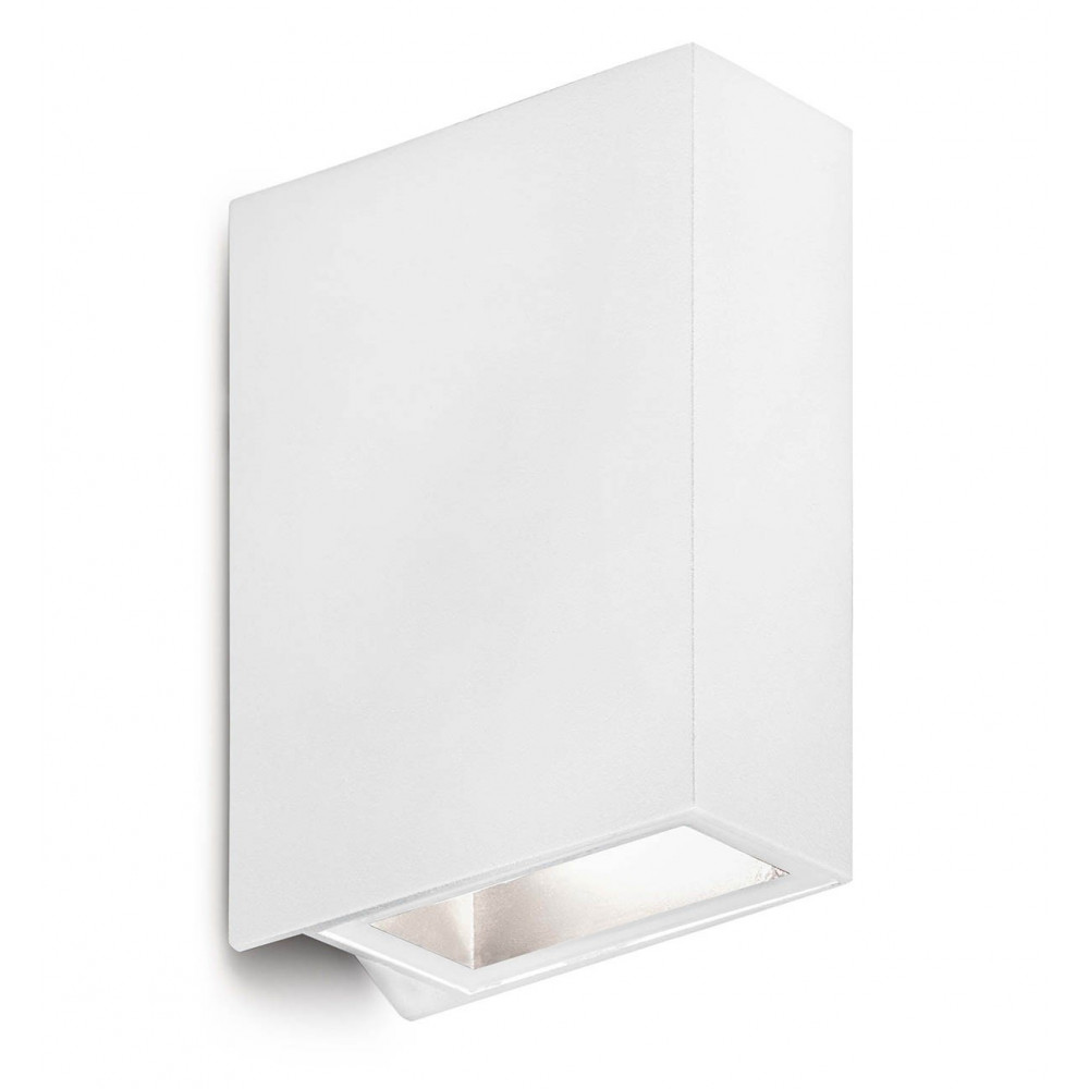 Applique exterieur blanche led en vente sur lampe avenue for Applique led exterieur