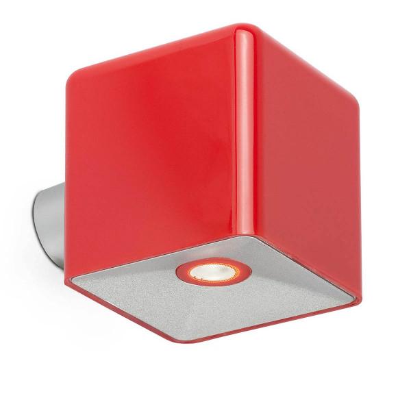 Applique rouge pour l 39 ext rieur luminaire led sur lampe for Applique murale pour exterieur