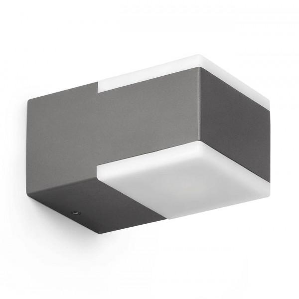 Applique led pour l 39 ext rieur luminaire en fonte d 39 aluminium for Applique pour eclairage exterieur