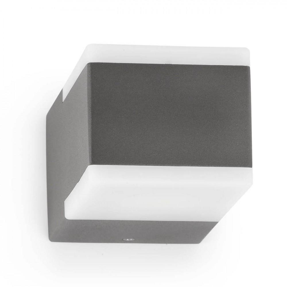 Applique led pour l 39 ext rieur luminaire en fonte d 39 aluminium for Applique exterieur led