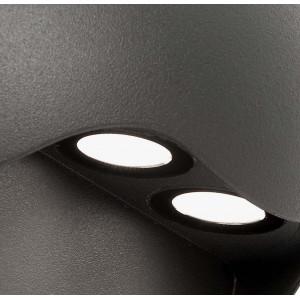 Applique exterieur ronde LED design Faro