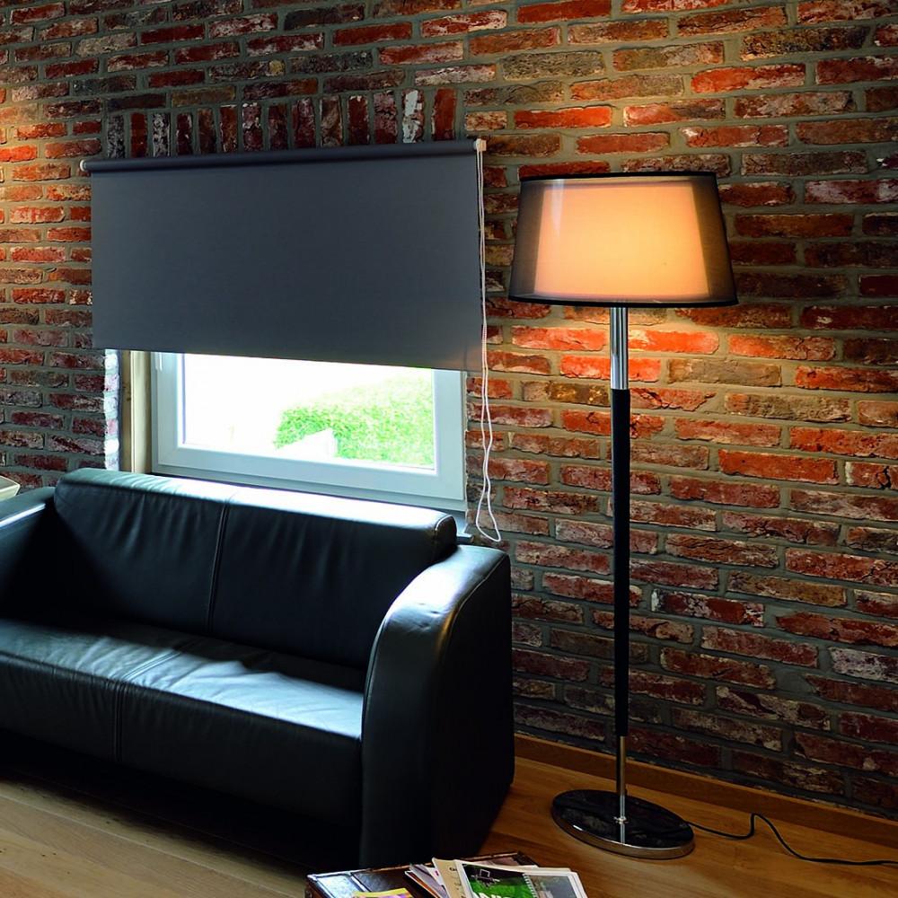 lampadaire de salon chic. Black Bedroom Furniture Sets. Home Design Ideas