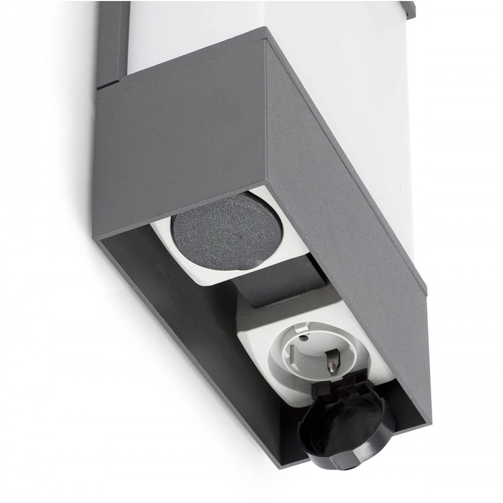 luminaire exterieur avec interrupteur - van et nina