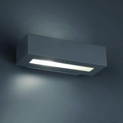 Applique extérieure design en fonte d'aluminium