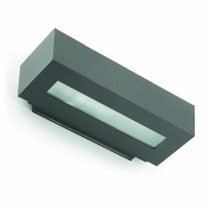Applique extérieure en fonte d'aluminium