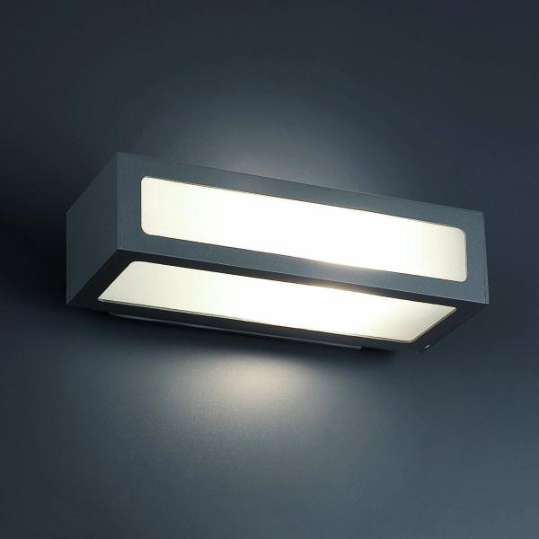 applique 100w en fonte d 39 aluminium et verre luminaire