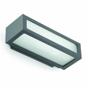 Applique en fonte d'aluminium pour l'extérieur