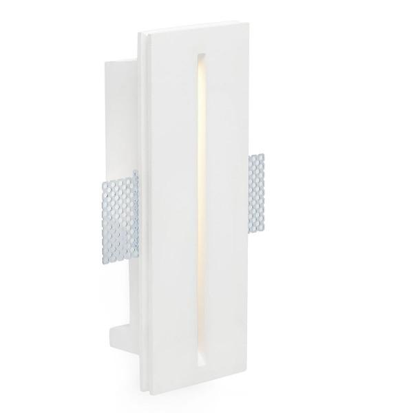 Luminaire encastrable LED invisible