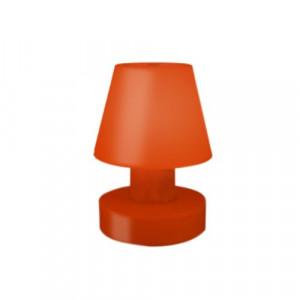 Lampe bloom orange