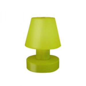 Lampe Bloom verte