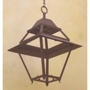 Grande lanterne à suspendre Chinon