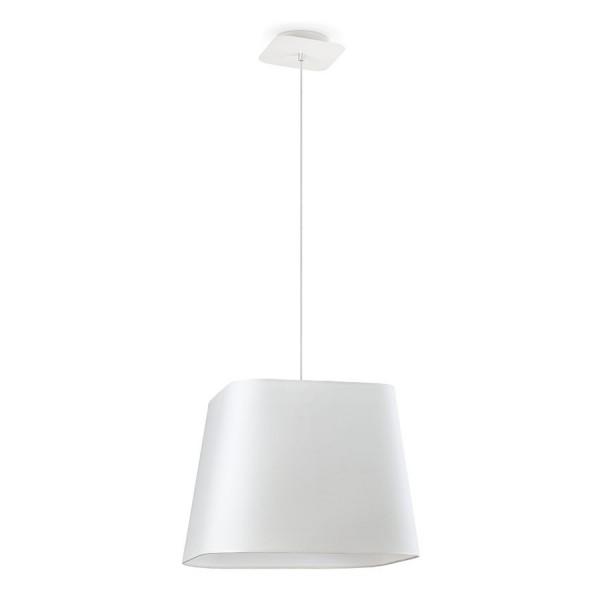 Suspension luminaire blanche