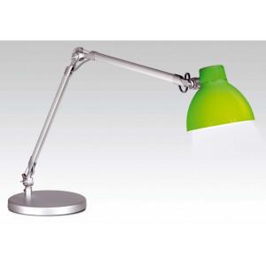 lampe de bureau articul e verte en alu lampe avenue. Black Bedroom Furniture Sets. Home Design Ideas