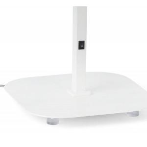 Lampe de chevet blanche avec diffuseur