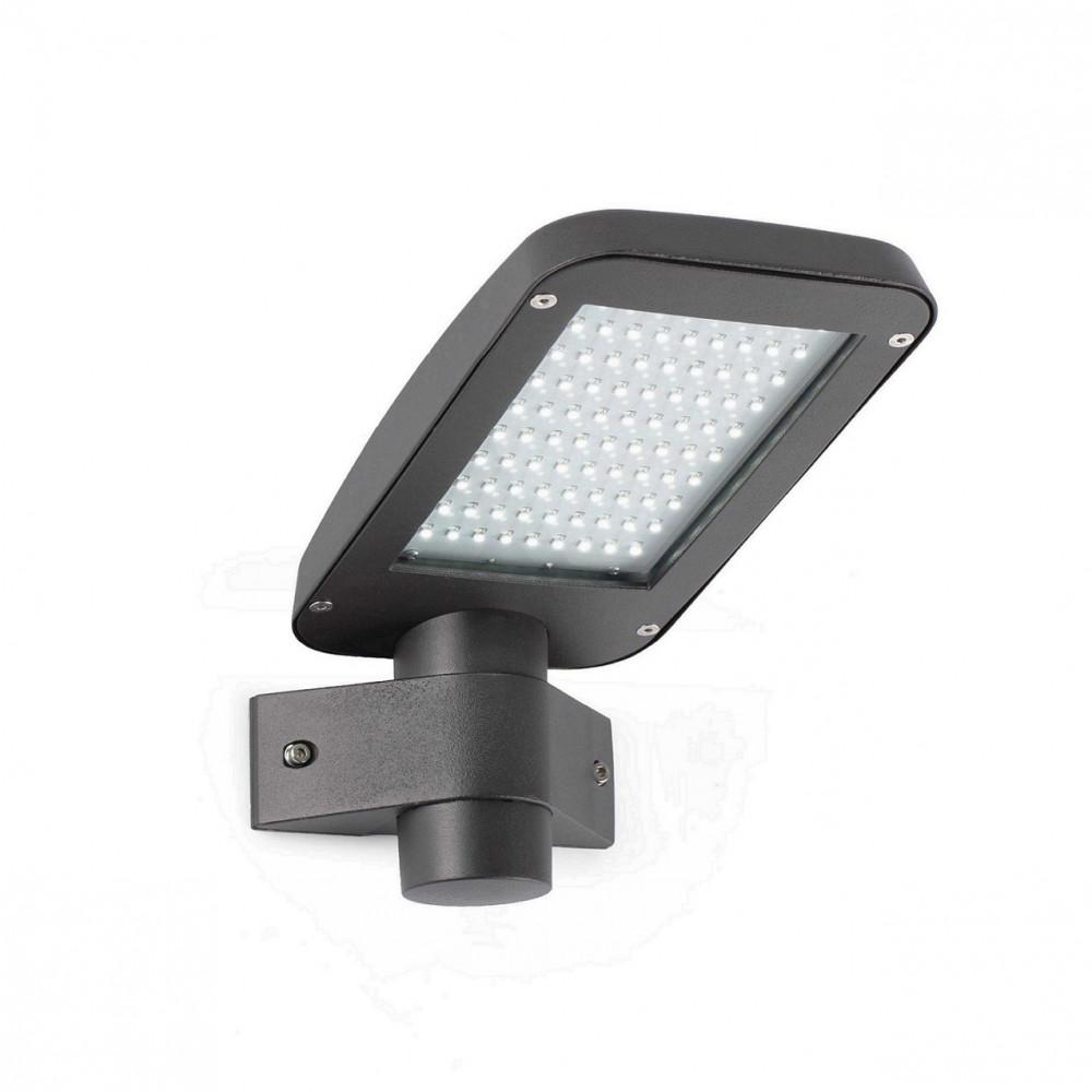 Applique ext rieure grise led clairage fort en vente sur for Lampe led exterieur design