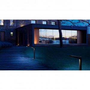 Borne extérieure LED avec diffuseur Faro