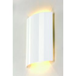 Applique couloir blanche