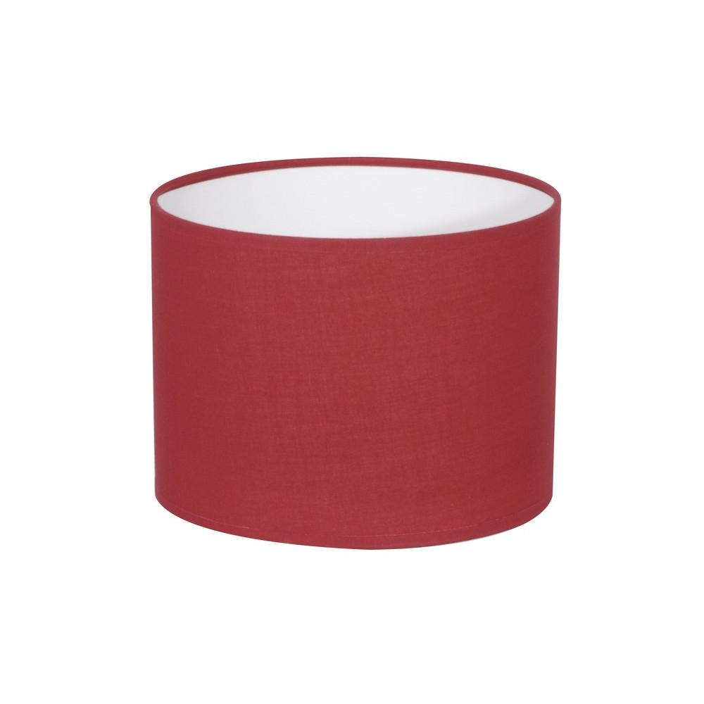 abat jour cylindrique rouge. Black Bedroom Furniture Sets. Home Design Ideas