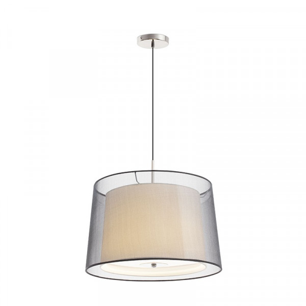 Suspension blanche tendance