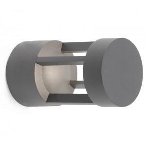 Applique exterieur gris
