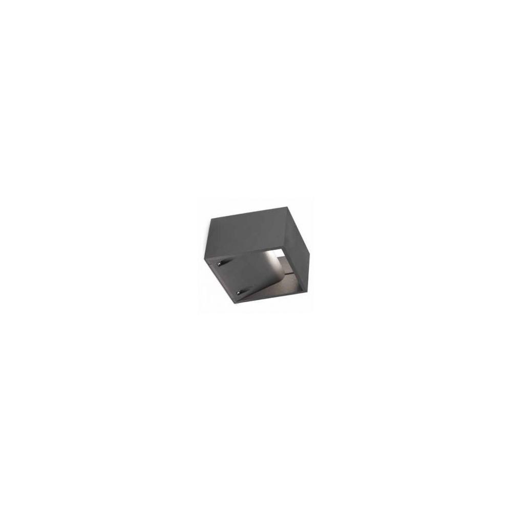 Achat applique design grise pour l ext rieur luminaire for Applique exterieur led design