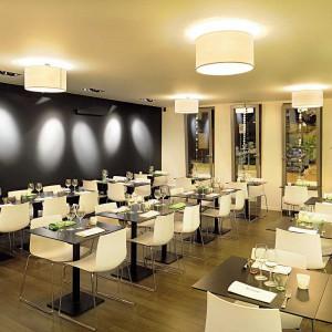 Plafonnier restaurant