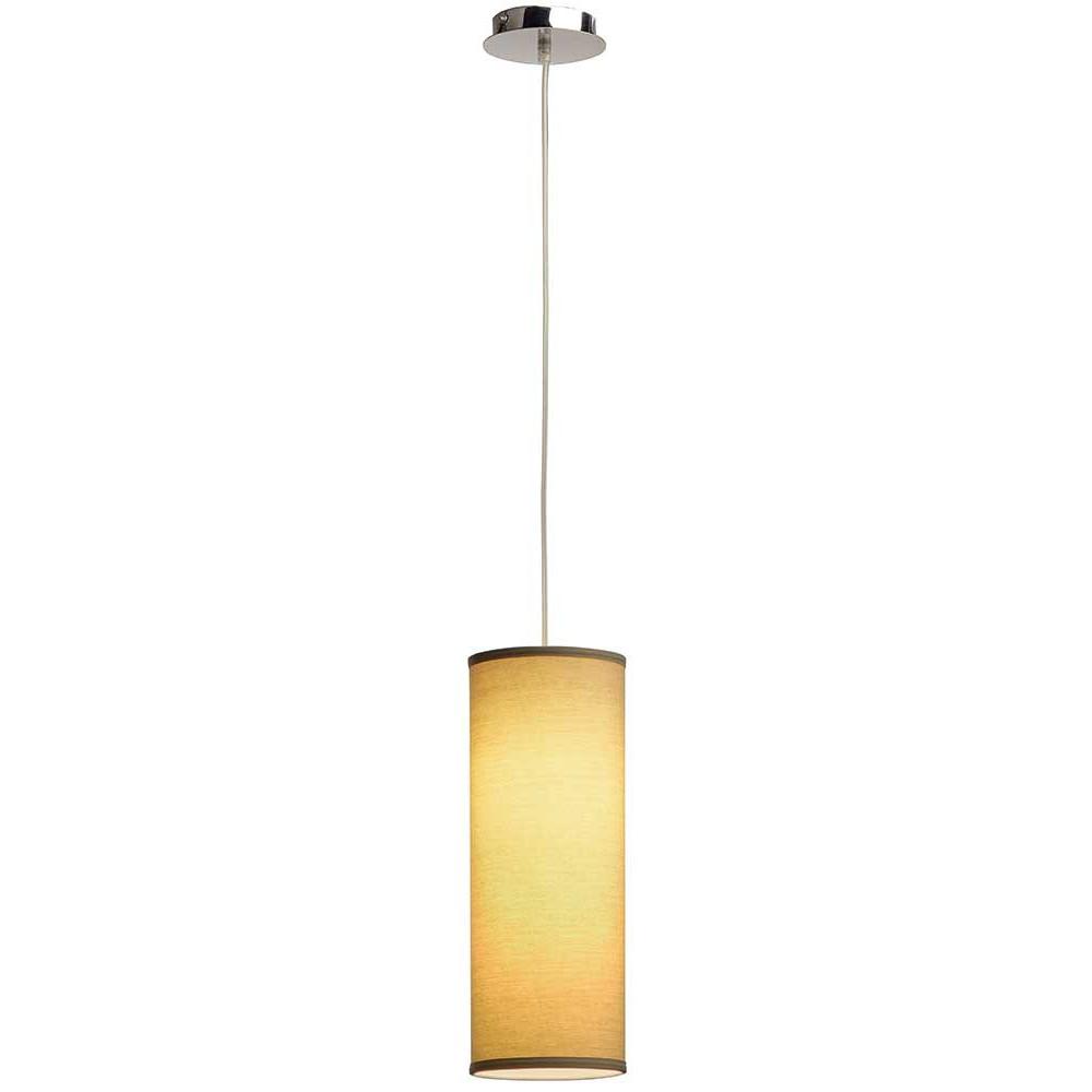 suspension de bar avec un abat jour beige lampe avenue. Black Bedroom Furniture Sets. Home Design Ideas