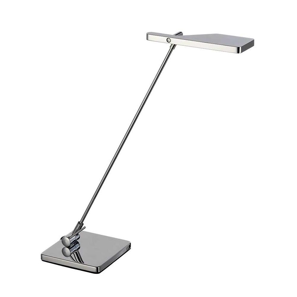 Lampe de bureau led chrom e design en vente sur lampe avenue - Lampe de bureau fille ...