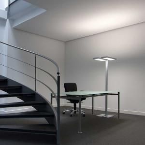 Lampadaire open space
