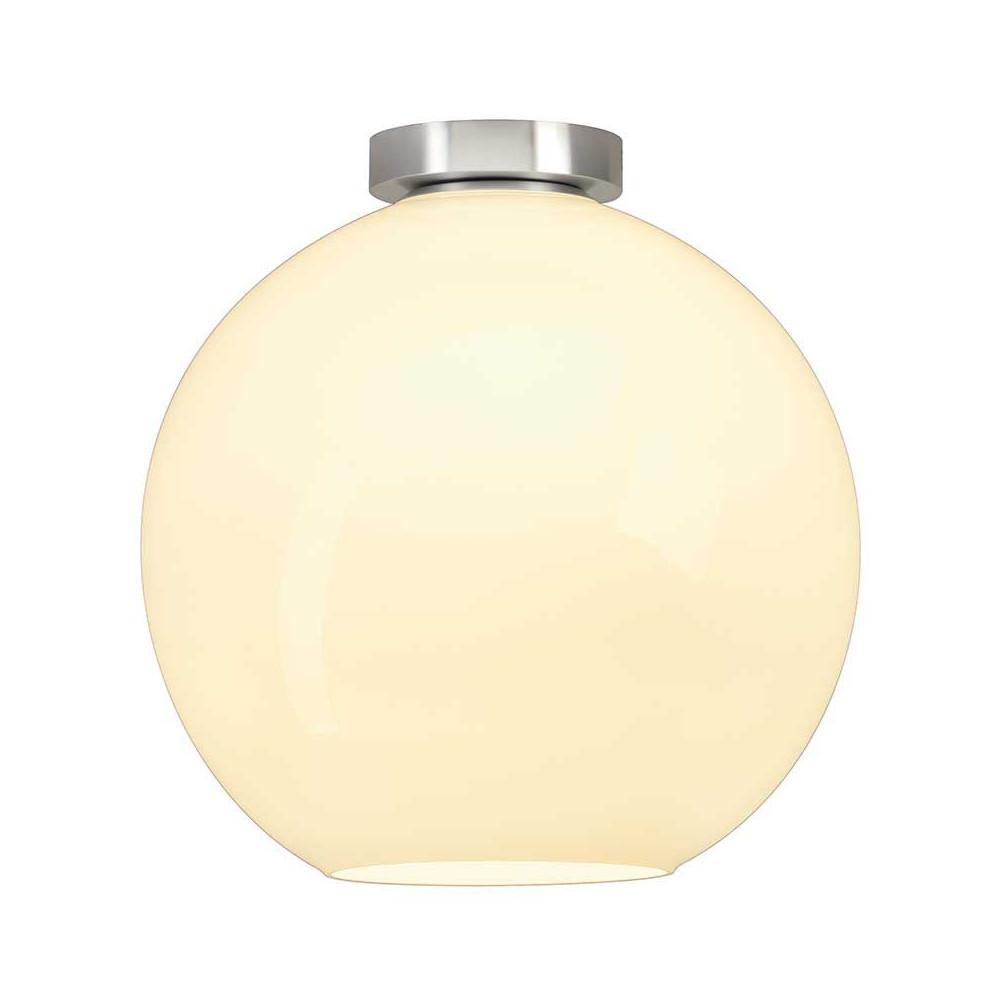 Plafonnier boule design en vente sur lampe avenue for Luminaire exterieur globe