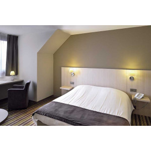 luminaire chambre hotel