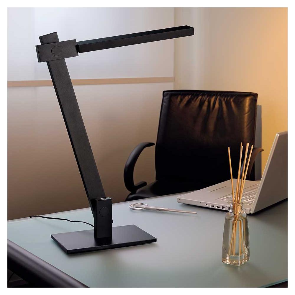 lampes de bureau lampe de bureau design bleue e14 milla lampe de bureau pas chere lampe de. Black Bedroom Furniture Sets. Home Design Ideas