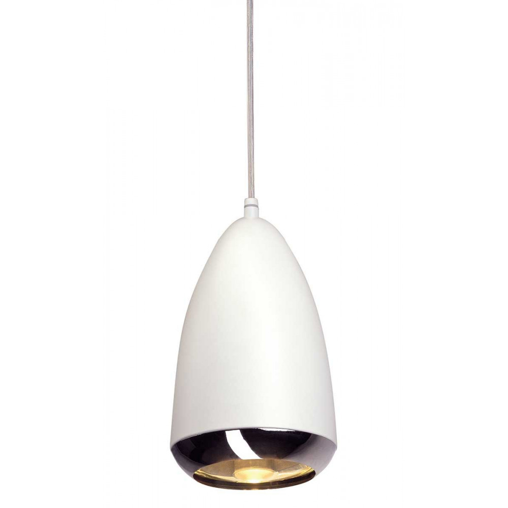Suspension blanche suspendre au dessus d 39 un bar lampe for Suspension blanche design