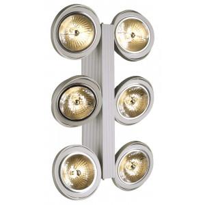 Eclairage vitrine 6 spots