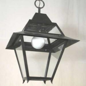 Grande lanterne ancienne