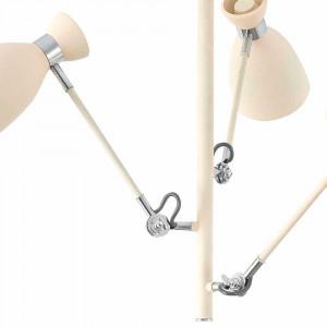 Suspension bras articules