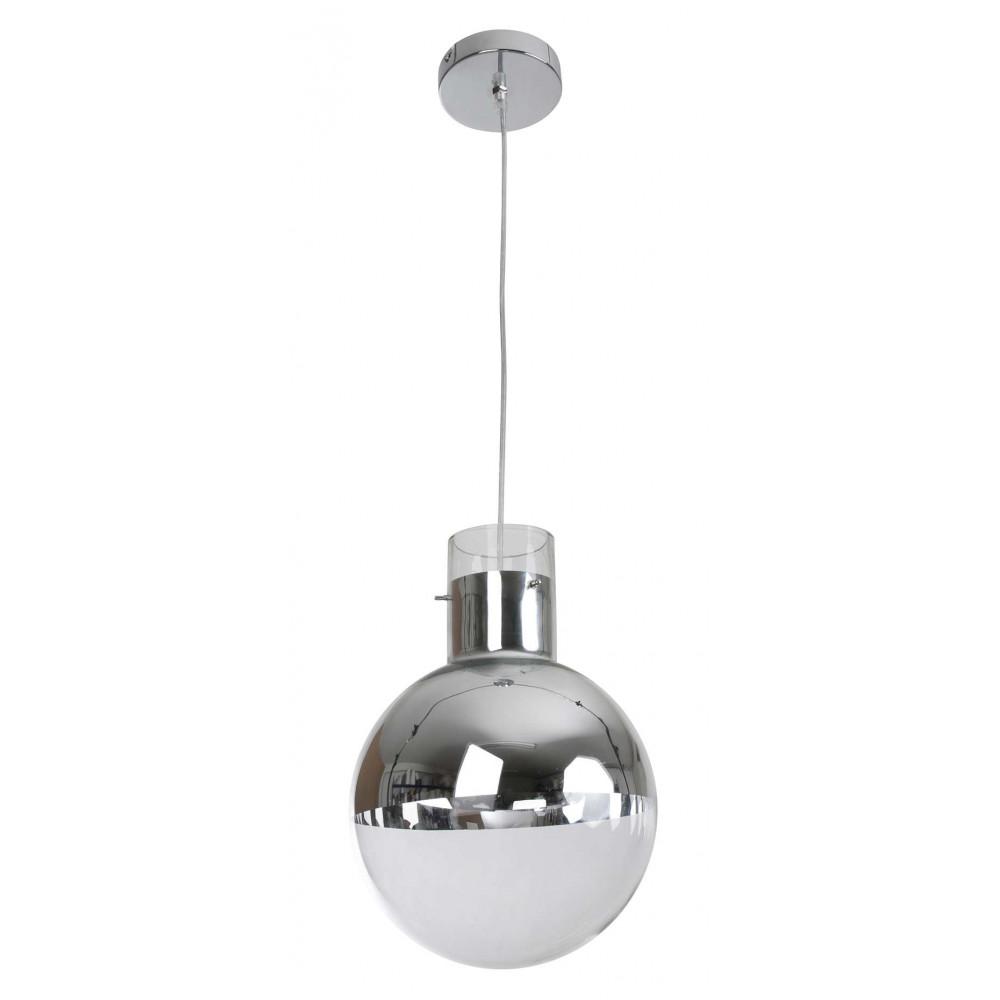 Suspension design chrom e en forme de boule en vente sur for Suspension boule design