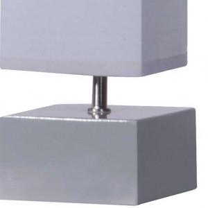 Lampe design grise