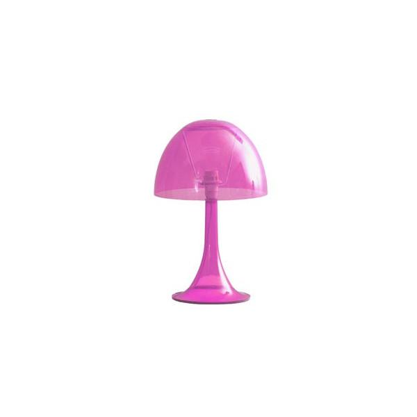 Lampe design rose