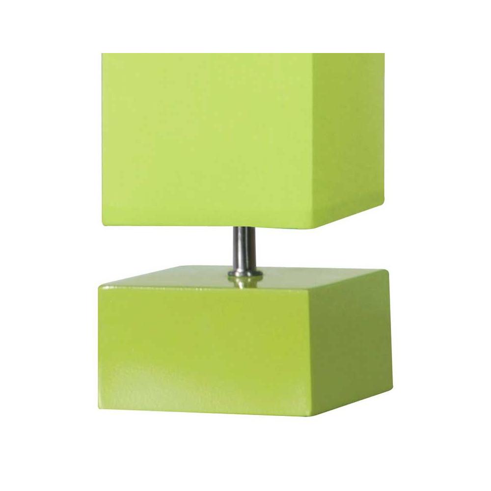 lampe design verte