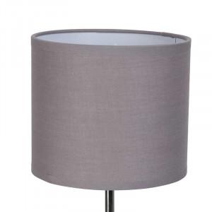 Lampe design taupe
