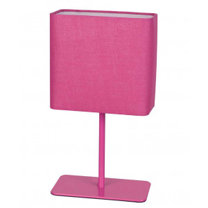 Lampe rose pas cher