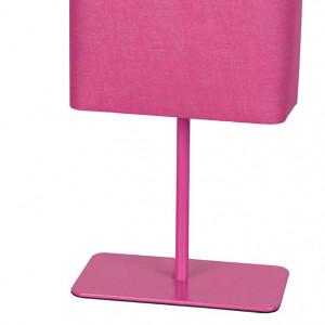 Lampe fuchsia design