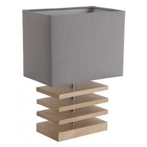 Lampe bois design