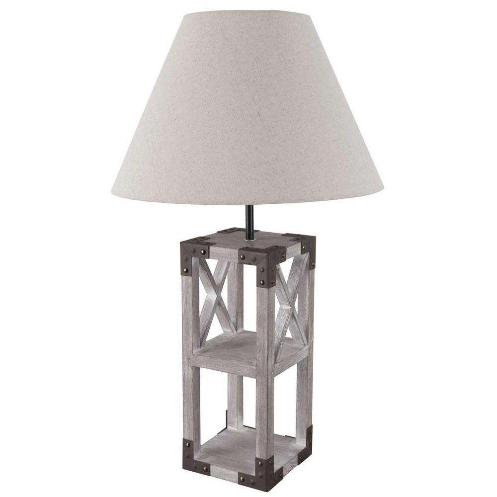 Lampe haute tendance nature et d co achat sur lampe avenue for Lampe a poser bois