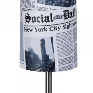 Lampe newspaper