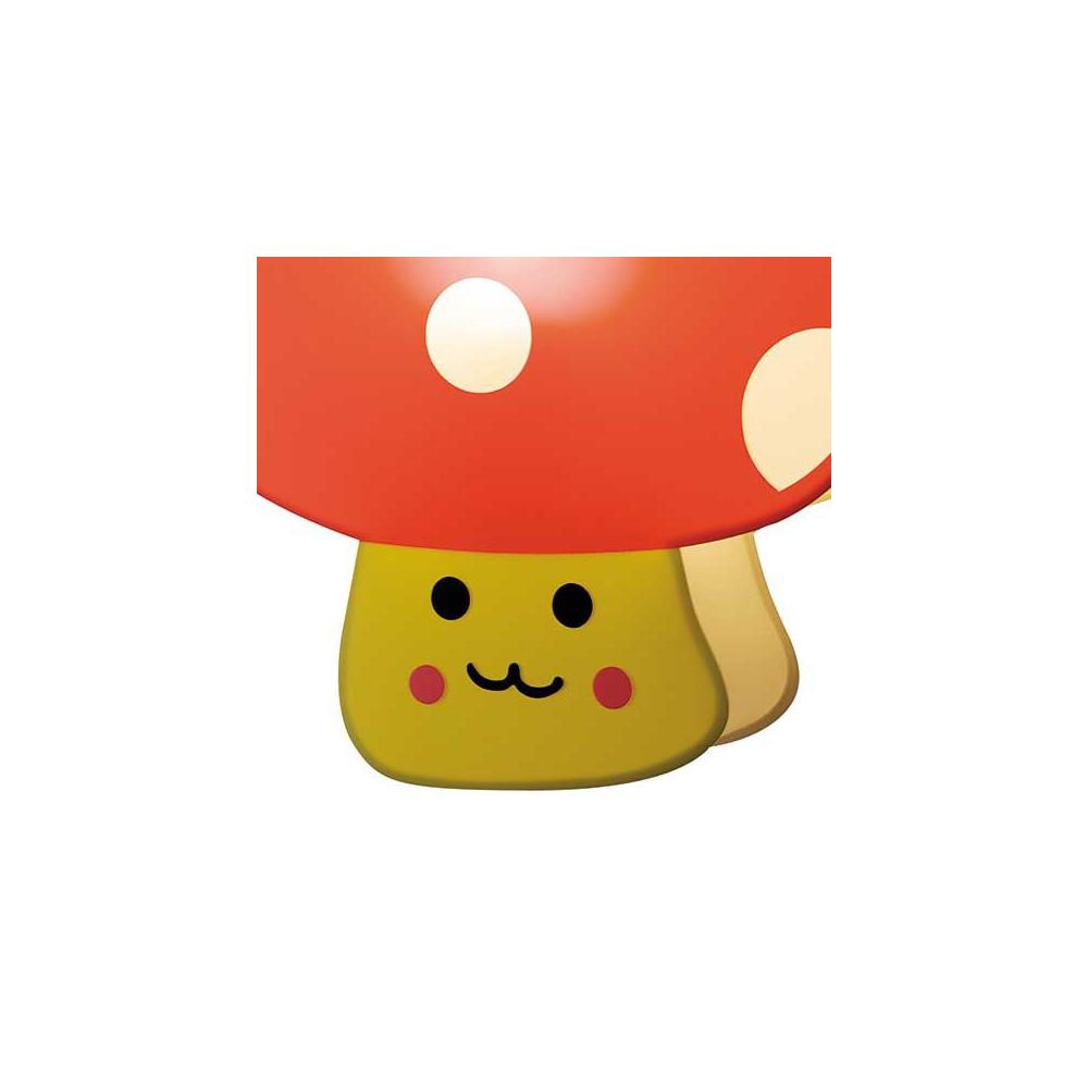 Applique forme champignon pour chambre d 39 enfant sur lampe - Applique chambre d enfant ...