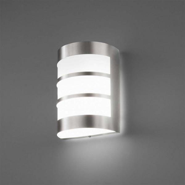 applique ext rieure en inox lampe avenue. Black Bedroom Furniture Sets. Home Design Ideas