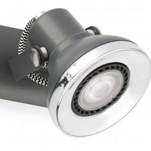 Double spot LED