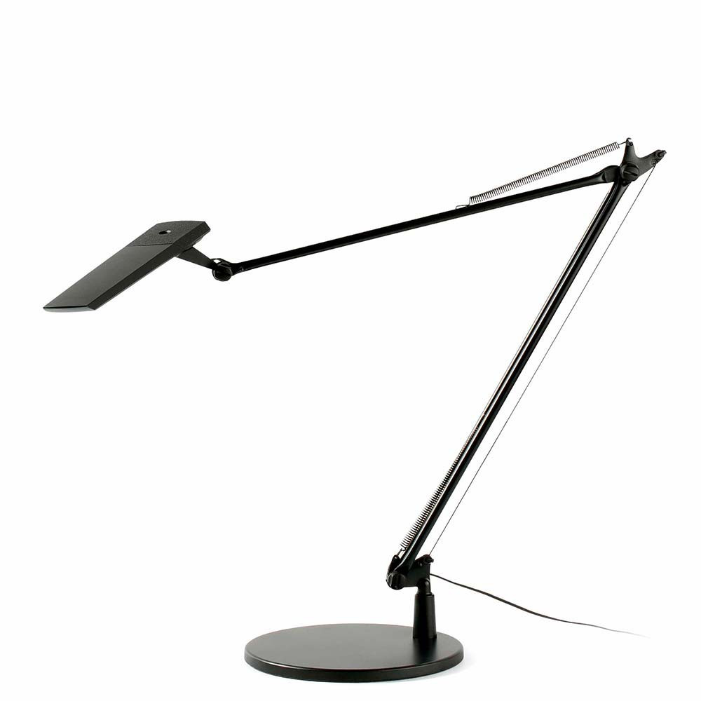 lampe de bureau moderne noire led lampe avenue. Black Bedroom Furniture Sets. Home Design Ideas